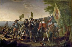 Columbus and the decisive moment in Caribbean history