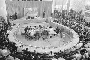 The Organisation for African Unity (OAU) established