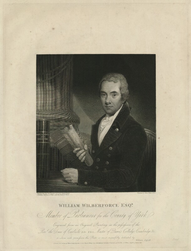 William Wilberforce introduces a Bill to outlaw the slave trade