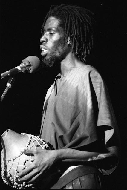 Michael Smith: Jamaica's greatest dub poet talks to Paul Bradshaw