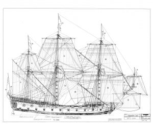What the voyages of HMS Harwich reveal about the 'instruments of empire'