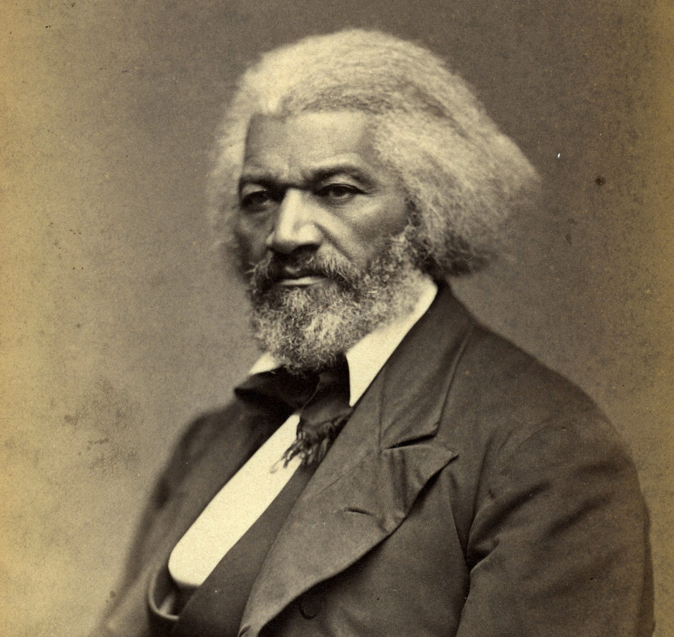 Frederick Douglass on the book that changed his life